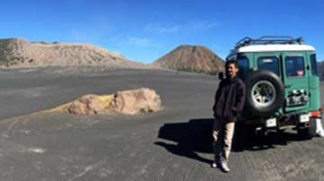 Bromo sunrise tour by Jeep from Malang